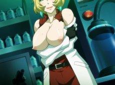 OVA 受胎島 #2 『ご主人様のぶっといお●んぽ…あたしのエロま●こにぶち込んで』