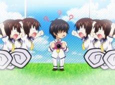 OVAおっぱい学園マーチングバンド部!#1 カメラ+女子=絶頂