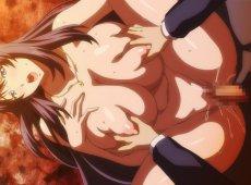 OVA巨乳人妻女教師催眠 #1響子と美和