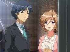 OVA恥辱の制服#1 明美と香純