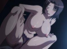 OVA巨乳トライ!-短期集中乳揉みレッスン- #1 レッスンスタート