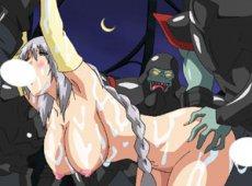 OVA戦乙女ヴァルキリー2 第二話 「裏切りの雌奴隷」 廉価版