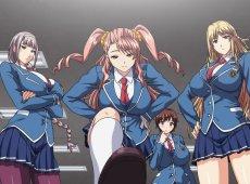 OVA巨乳令嬢MC学園 #1「支配の序章」