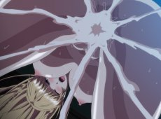 OVA巨乳令嬢MC学園 #2「女帝の陥落」