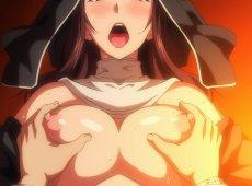 OVA冥刻學園 受胎編#1「お願いします……先生の精液で、私たちを助けて欲しいんです」