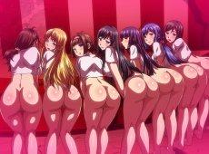 OVA巨乳大家族催眠 #2 町中全ての女を手に入れろ!
