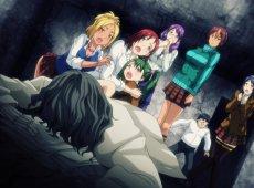 OVA裏・受胎島 #1 精液って…なんでこんなに…美味しいの…♡