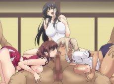 OVA巨乳J○がオジさんチ○ポとじゅぽじゅぽいやらしいセックスしてます。#2オジさんチ○ポ、みんなでシェア♡