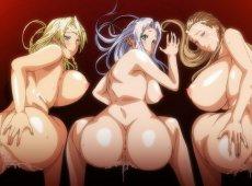 OVA巨乳プリンセス催眠#2  Dominance ~支配される王家の女たち~